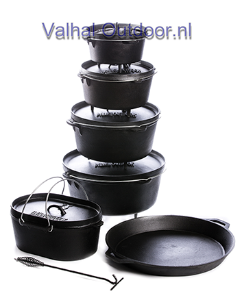 Valhal Outdoor Dutch oven