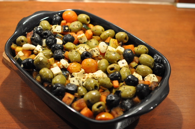 Ratjetoe of Ratatouille is een vegetarisch groentengerecht