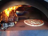 Ovenwinkel Alfa Pizza Ciao M sfeerfoto met pizza