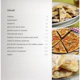 500 Pizza's en platte broden kookboek_