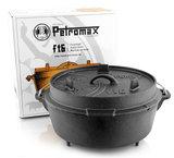 Petromax Dutch Oven ft6 6L met pootjes_