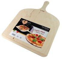 Pizzaplank hout met handvat 30x41,5cm