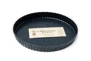 Bakmeester Claes taartvorm losse bodem 27cm