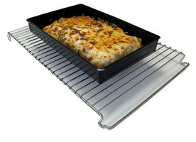 Bakeflon Ovenschaal multifunctioneel 180x280x30mm