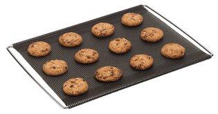 Bakeflon Brood afbakmat verstelbaar geperforeerd 400x600mm