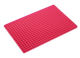 Westmark Bakmat Crispy Siliconen 40 x 28 cm rood