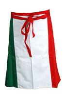 Pizzasloof Italiaanse driekleur