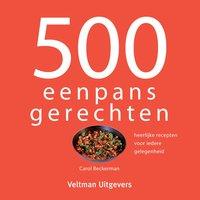 500 eenpansgerechten kookboek