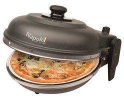 Optima Napoli Pizza Express steenoven gietijzer zwart OTB