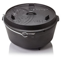 Petromax Dutch Oven ft12 15L met pootjes