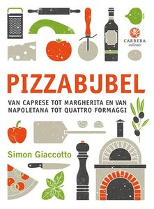 Pizzabijbel door Simon Giaccotto