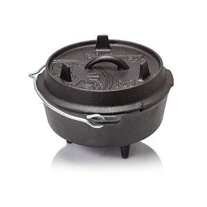 Petromax Dutch Oven ft3 2L met pootjes